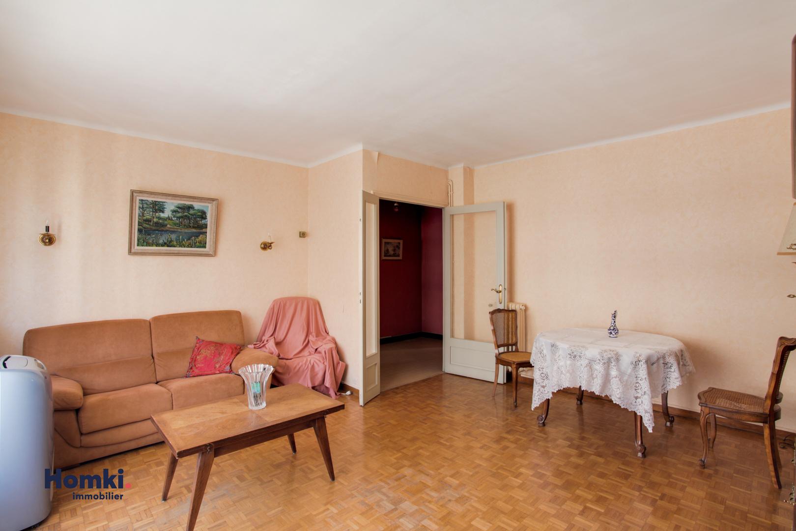 Homki - Vente appartement  de 85.26 m² à marseille 13005