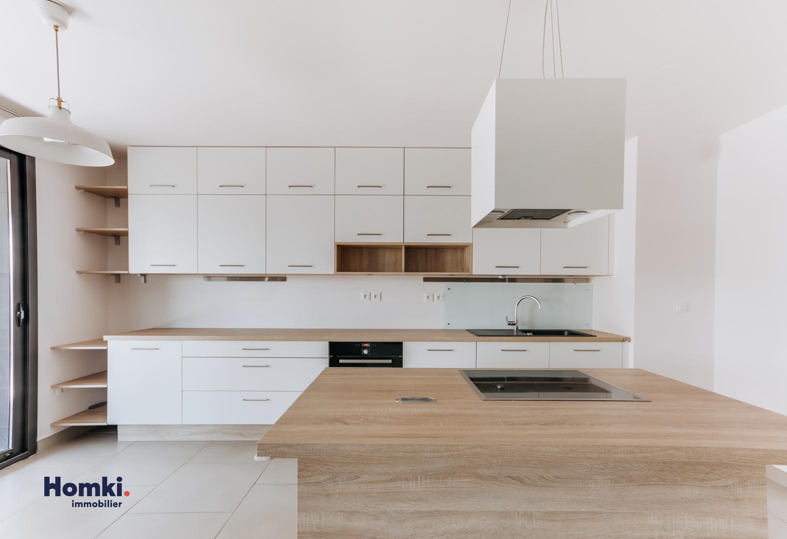 Homki - Vente appartement  de 94.45 m² à montpellier 34000