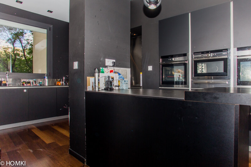 Homki - Vente appartement  de 123.51 m² à marseille 13008