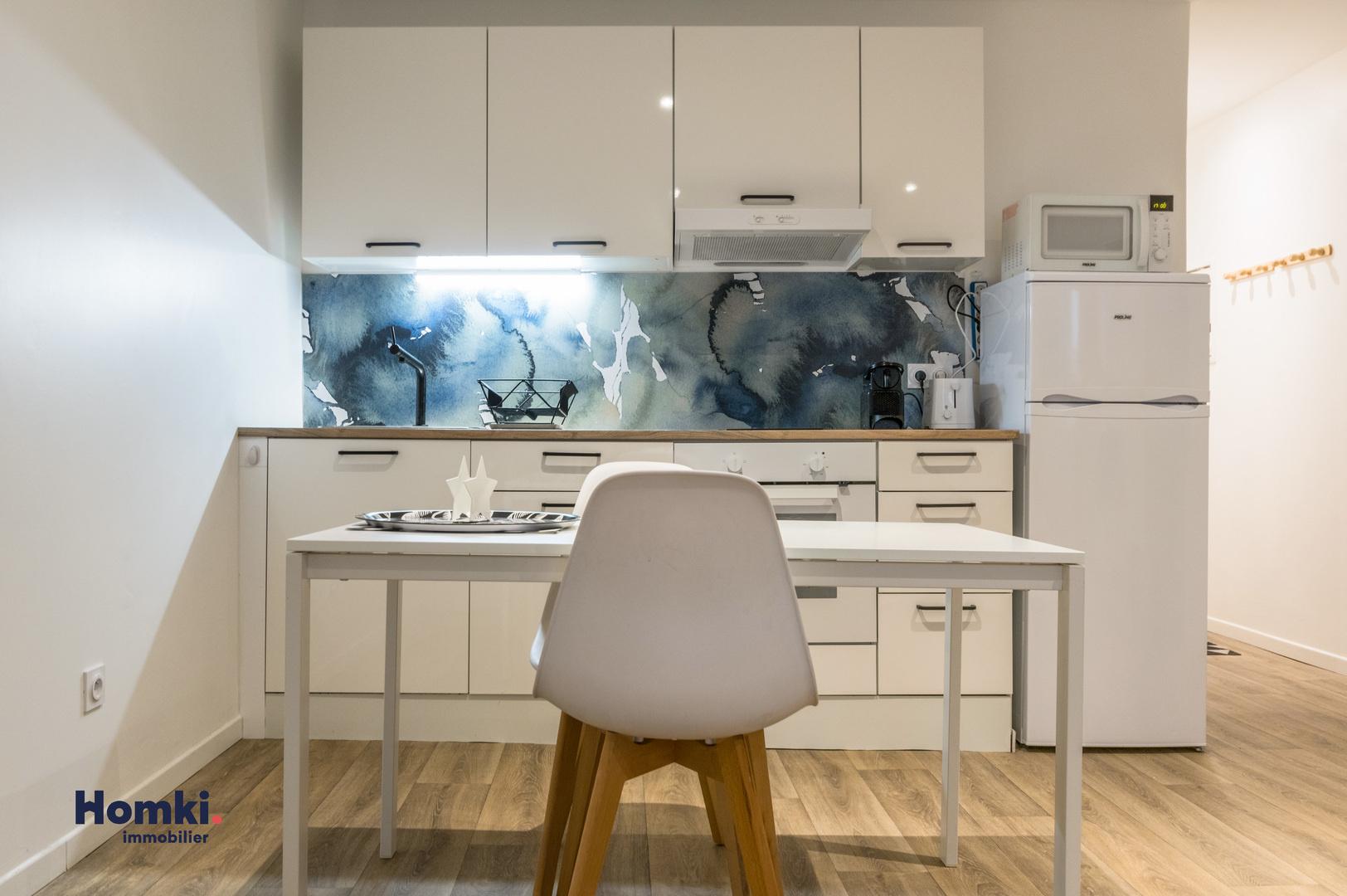 Homki - Vente appartement  de 30.0 m² à marseille 13007
