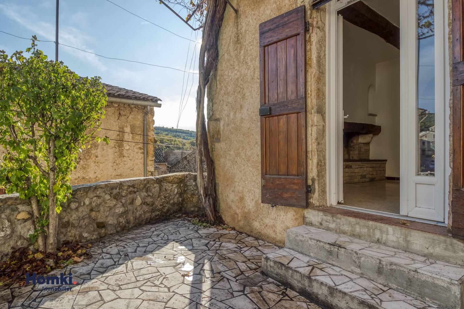 Homki - Vente maison/villa  de 39.0 m² à st martin de bromes 04800