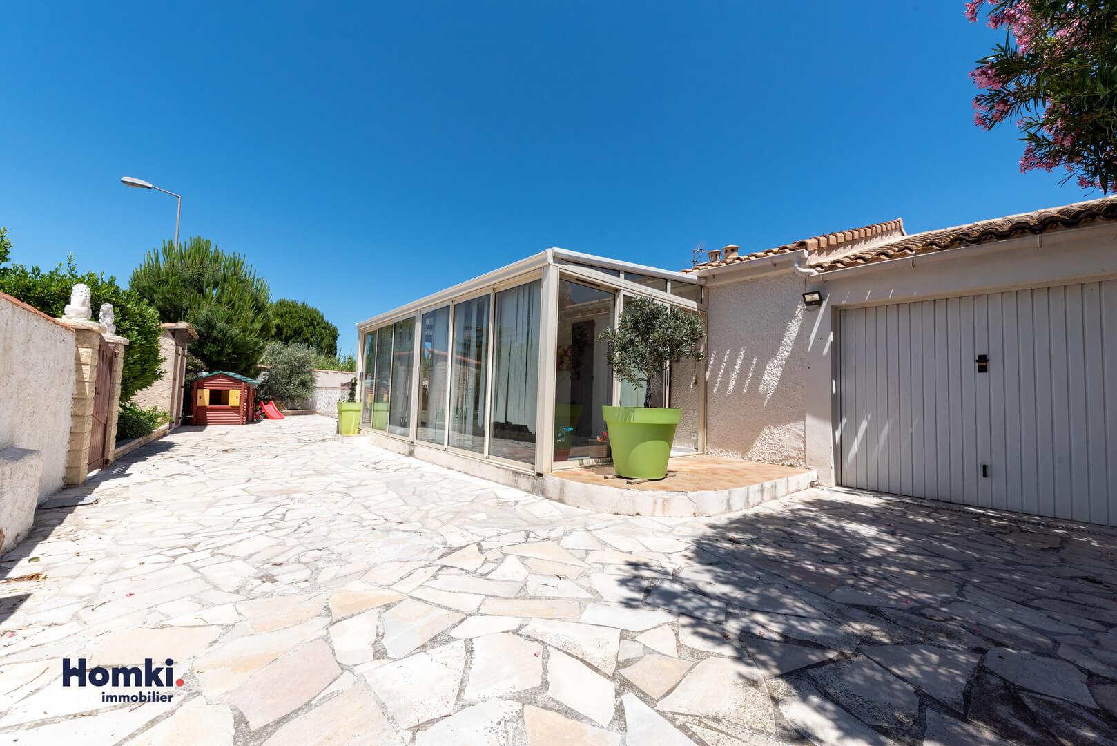 Homki - Vente maison/villa  de 108.0 m² à marignane 13700