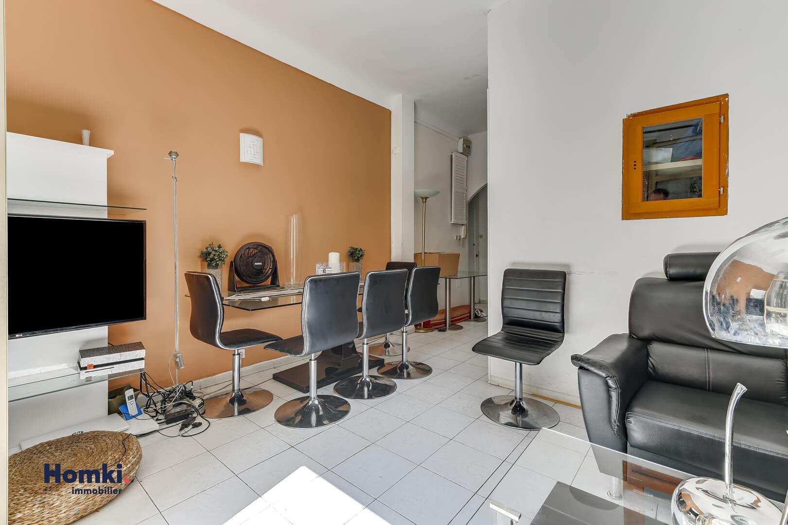 Homki - Vente appartement  de 56.06 m² à nice 06000