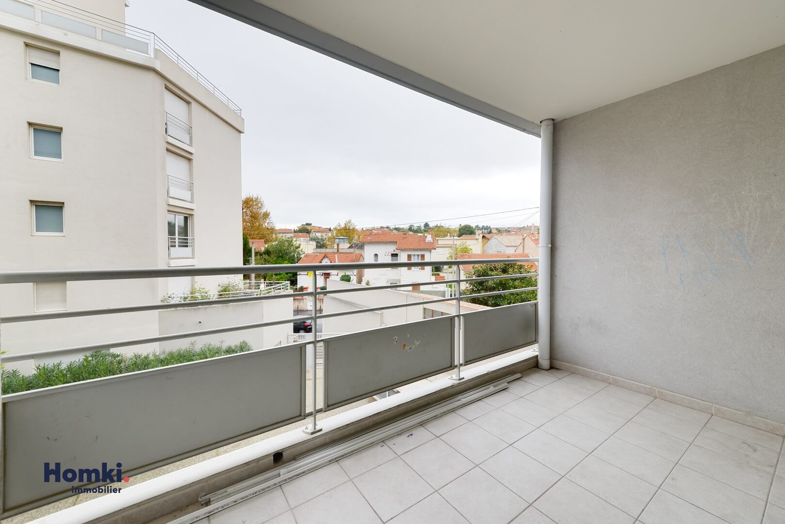 Homki - Vente appartement  de 60.0 m² à marseille 13013