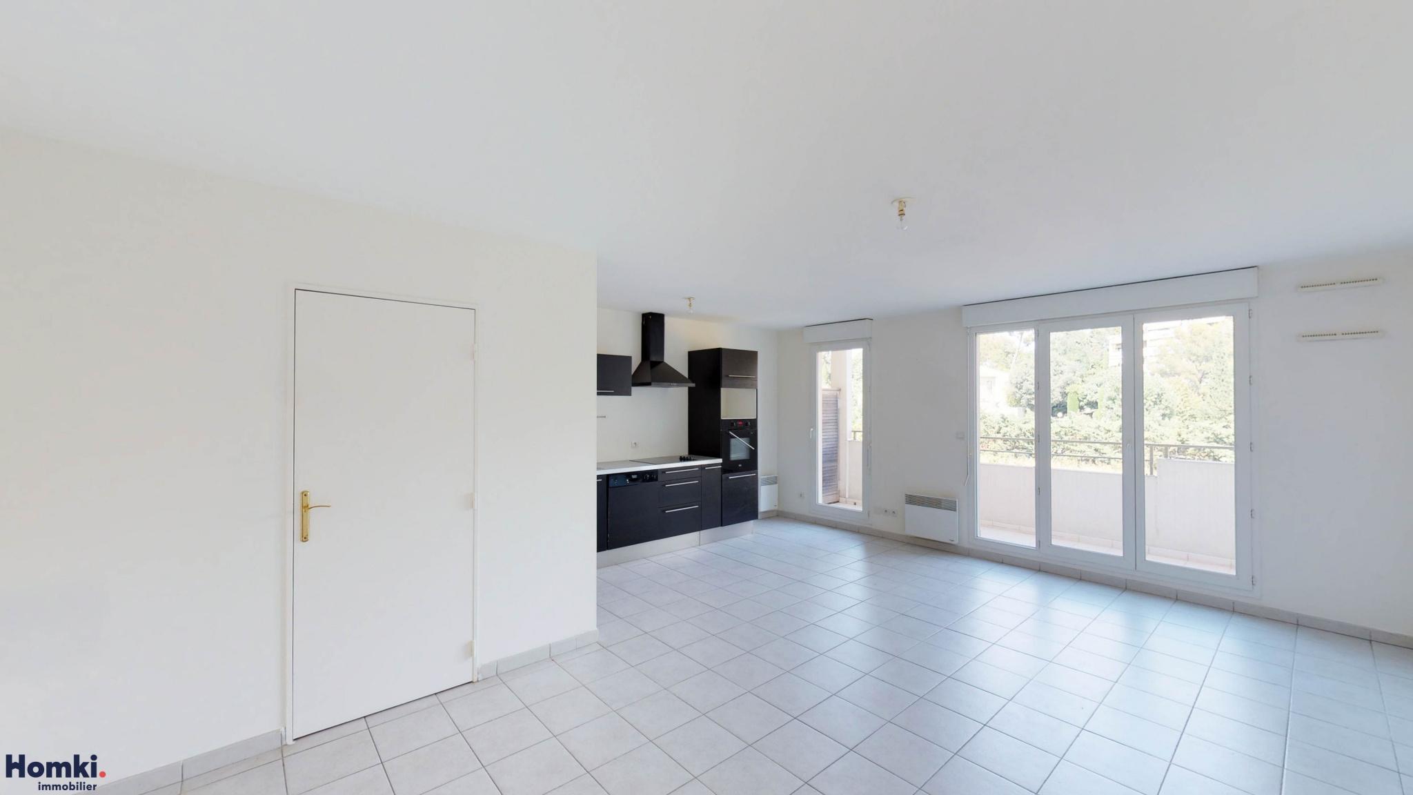 Homki - Vente appartement  de 53.45 m² à marseille 13009