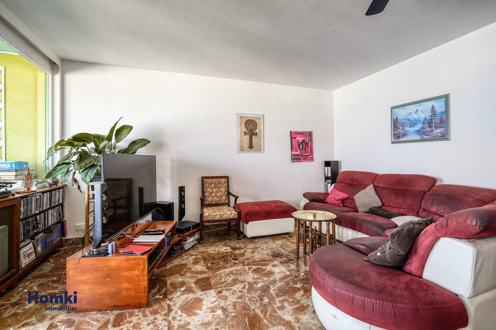 Homki - Vente appartement  de 97.0 m² à marseille 13009