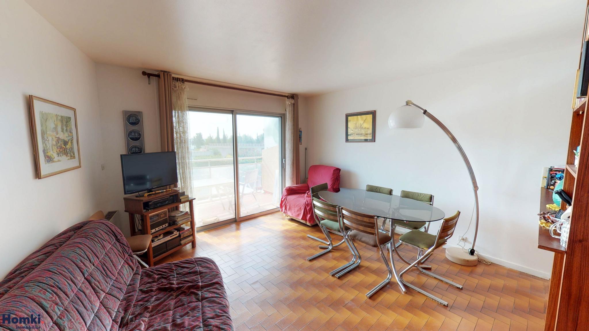 Homki - Vente appartement  de 35.6 m² à la ciotat 13600