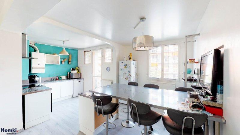Homki - Vente appartement  de 93.0 m² à marseille 13013