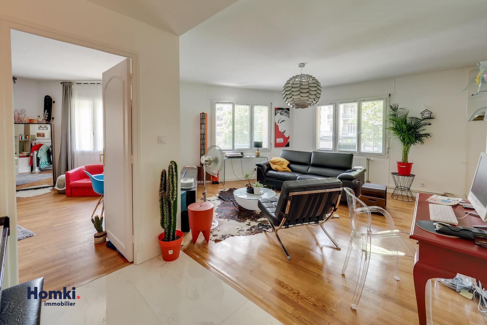 Homki - Vente appartement  de 98.0 m² à grenoble 38000